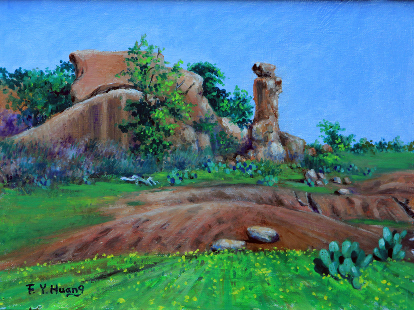 Granite Formation (oil)