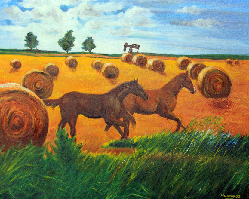 Running Field (oil)