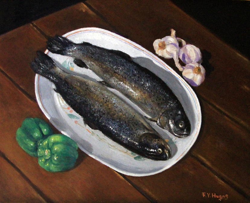 Rainbow Trout (oil)