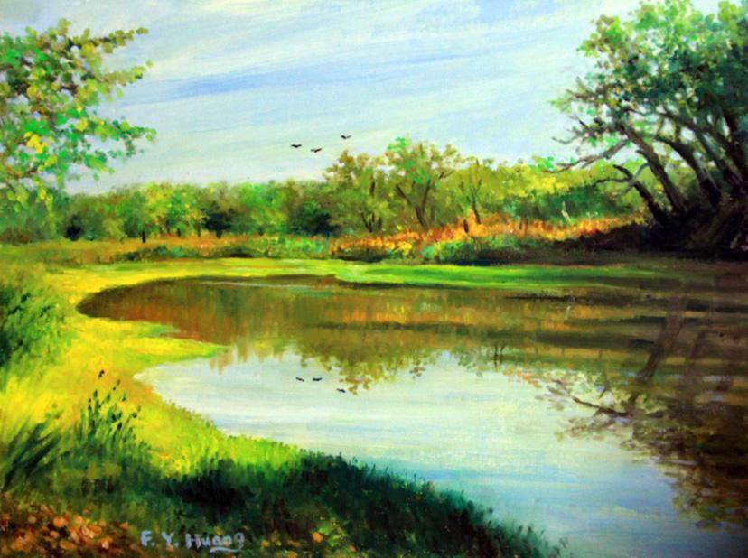 Ranch Lake (oil)