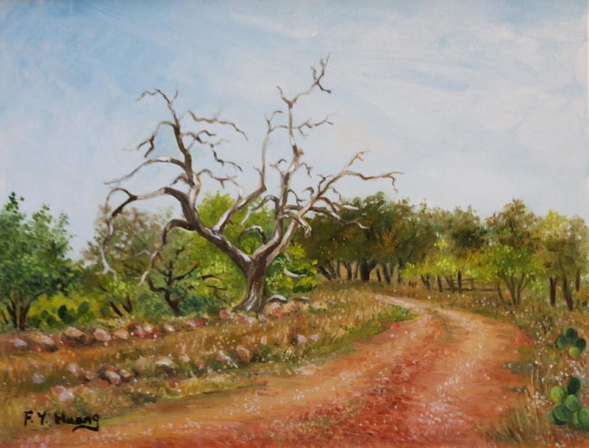 Ranch Road (oil)