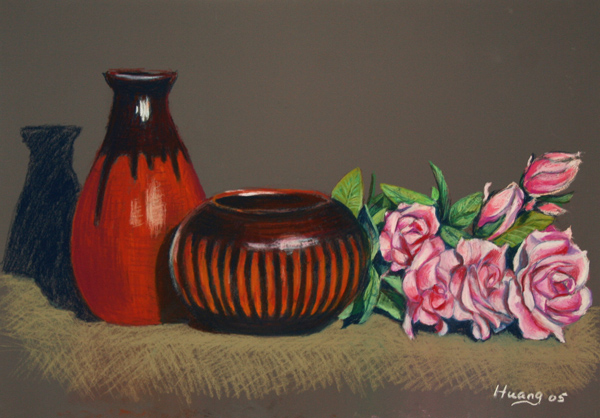 Roses 02 (pastel)
