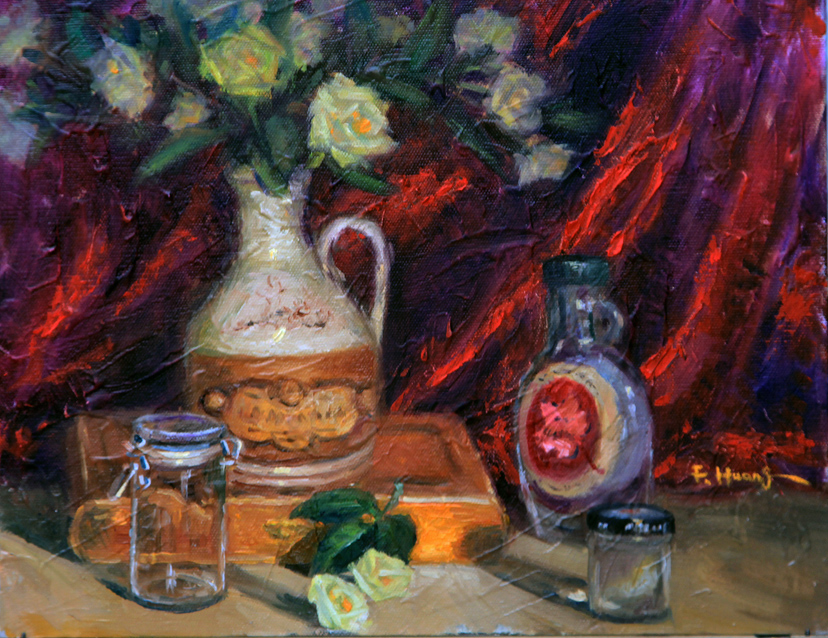 Studio Collections (oil)