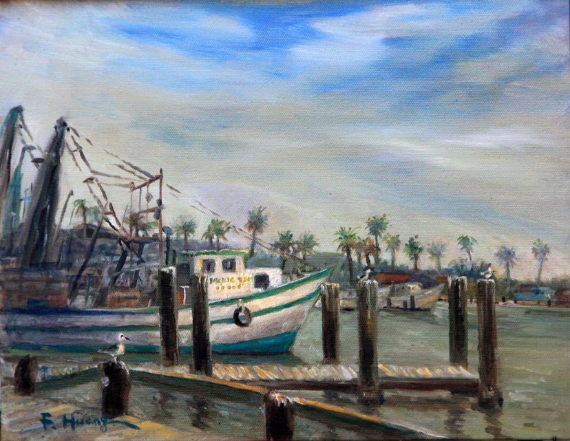 Gulf Coast Seaport (oil)