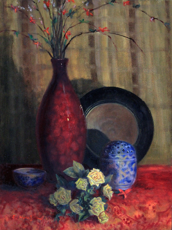 Studio Still Life (oil)